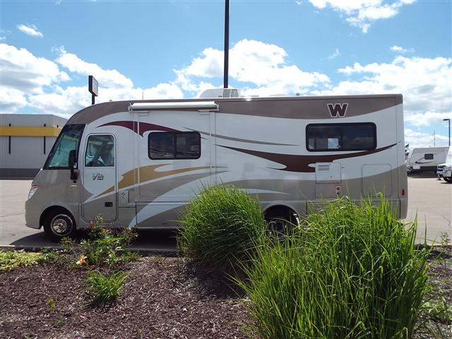 2012 Winnebago VIA