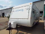 Used 2009 K-Z Coyote 23CFK3 Hybrid Travel Trailer For Sale