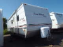 Used 2004 Fourwinds Express 31B-DSL Travel Trailer For Sale