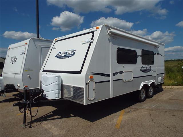Buy a Used Starcraft Travel Star in Madison, WI.