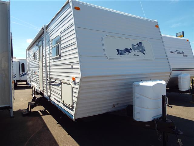 Buy a Used Jayco Jay Flight in Madison, WI.