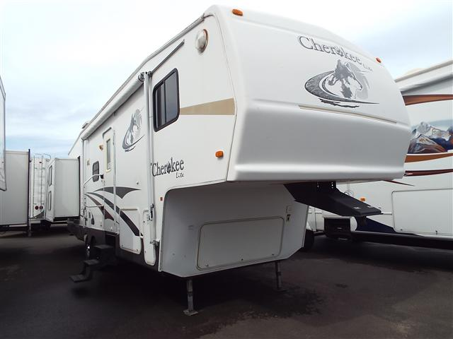Used 2006 Forest River Cherokee 285B Fifth Wheel For Sale