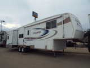 Used 2005 Keystone Challenger 34LTB Fifth Wheel For Sale