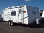 Used 2011 Forest River Rockwood Roo 23SS Hybrid Travel Trailer For Sale
