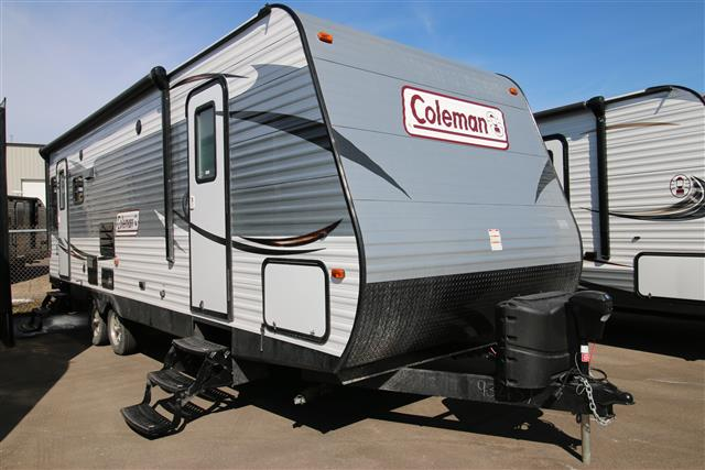 New 2015 Coleman Coleman CTS270RL Travel Trailer For Sale