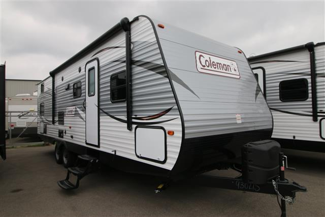 New 2016 Coleman Coleman CTS295QB Travel Trailer For Sale