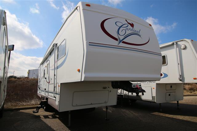 Used 2003 Forest River Cardinal Le 312BH Fifth Wheel For Sale