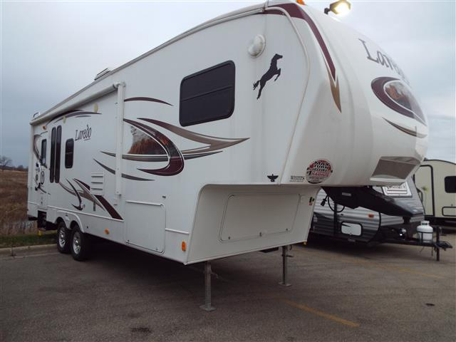 Used 2010 Keystone Laredo 265RL Fifth Wheel For Sale