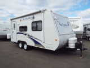 Used 2009 Jayco Jay Feather EXP19H Hybrid Travel Trailer For Sale