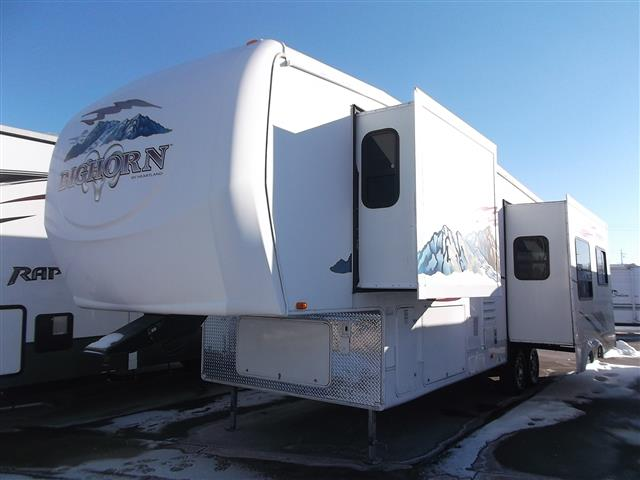 Used 2007 Heartland Bighorn 3055 Fifth Wheel For Sale