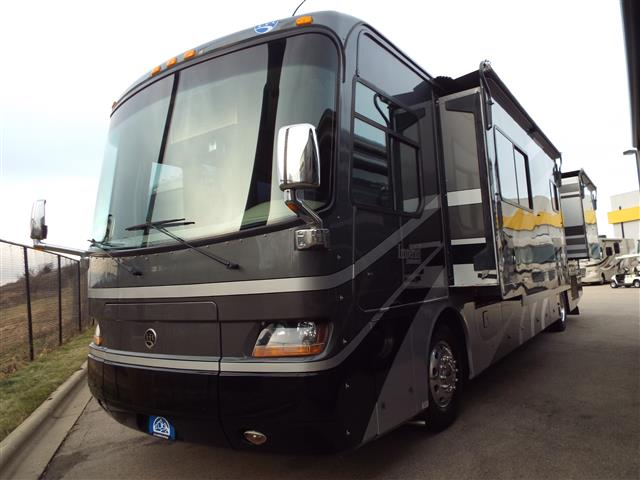Used 2003 Holiday Rambler Imperial 40PWD Class A - Diesel For Sale