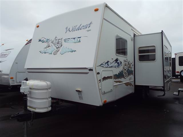 Used 2005 Forest River Wildcat XXX Travel Trailer For Sale