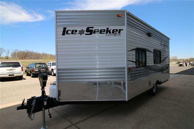 New 2015 Crossroads ICE SEEKER 18VN Travel Trailer For Sale