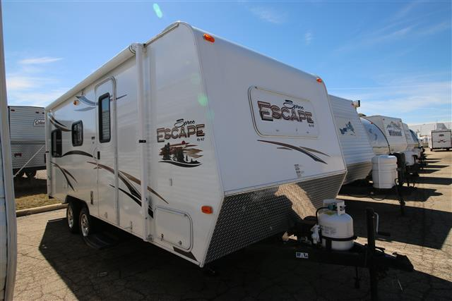 Used 2013 K-Z Spree 204S Travel Trailer For Sale