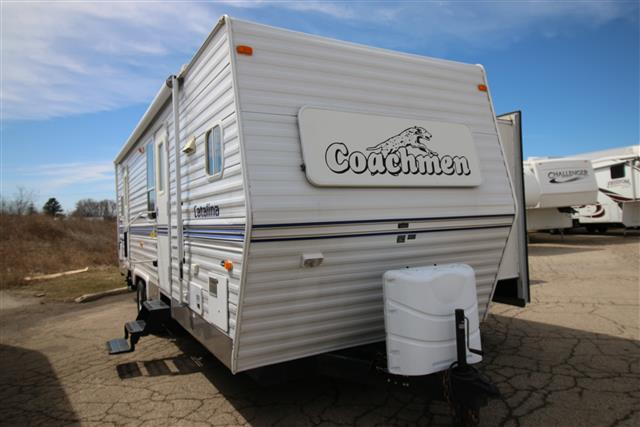 Used 2002 Coachmen Catalina 296FKS Travel Trailer For Sale