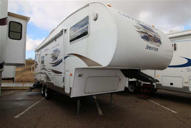 Used 2006 Keystone Copper Canyon 252RK Fifth Wheel For Sale