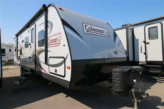 New 2015 Coleman Coleman CTU281BH Travel Trailer For Sale