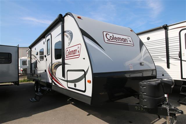 New 2015 Coleman Coleman CTU281BH Travel Trailer For Sale