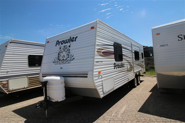 Used 2004 Fleetwood Prowler EXTREME 250RKS Travel Trailer For Sale