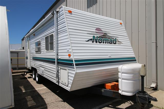 Used 2002 Skyline Nomad 259LT Travel Trailer For Sale
