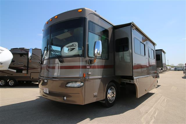 Used 2007 Itasca Meridian 39K Class A - Diesel For Sale