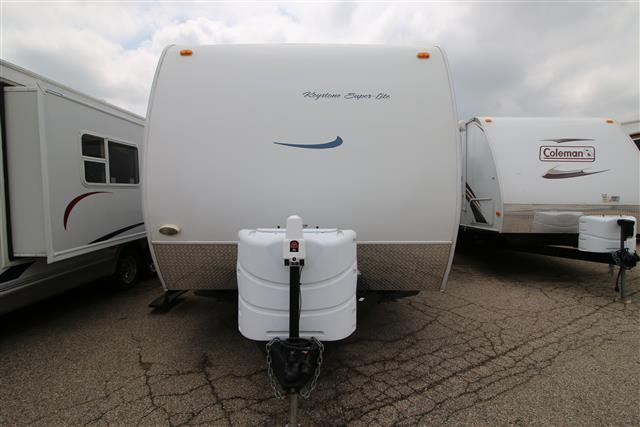 Used 2010 Keystone Outback 250RS Travel Trailer For Sale