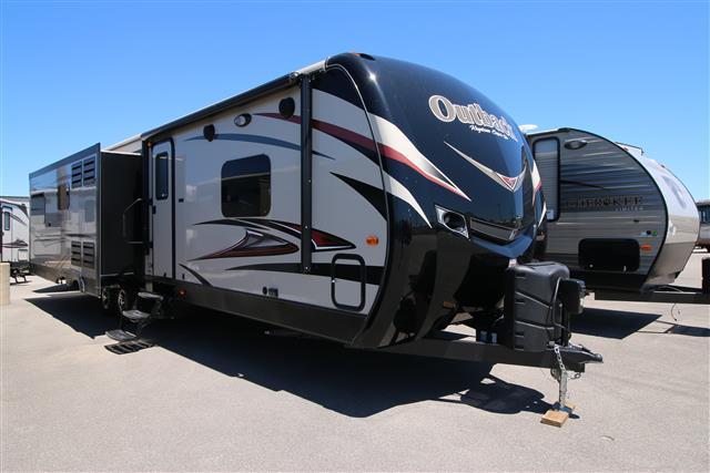 Used 2015 Keystone Outback 326RL Travel Trailer For Sale