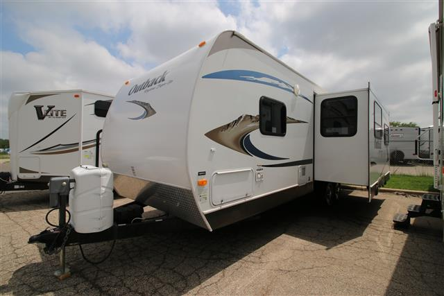 Used 2011 Keystone Outback 268RL Travel Trailer For Sale