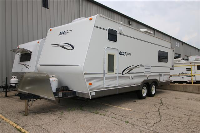 Used 2006 R-Vision Max Lite 23RS Travel Trailer For Sale