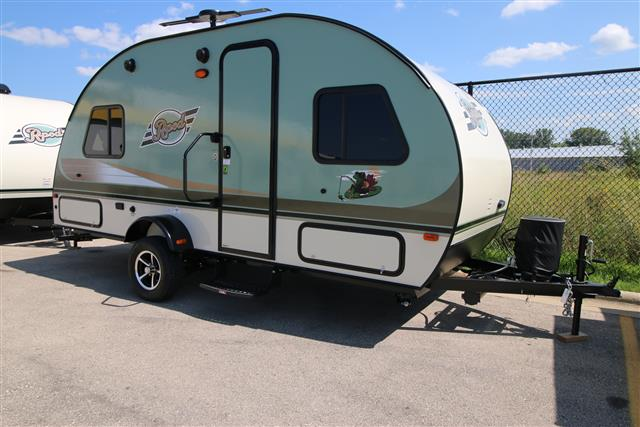 New 2016 Forest River R POD 178 Travel Trailer For Sale