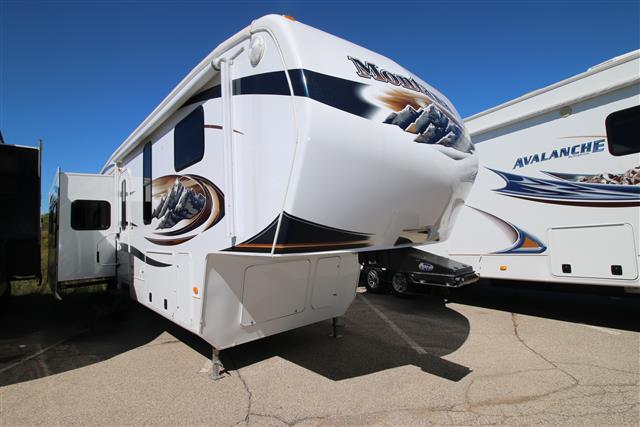 Used 2011 Keystone Montana 3455SA Fifth Wheel For Sale