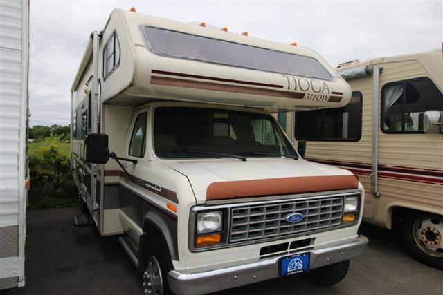 Used 1990 Fleetwood Tioga ARROW Class C For Sale