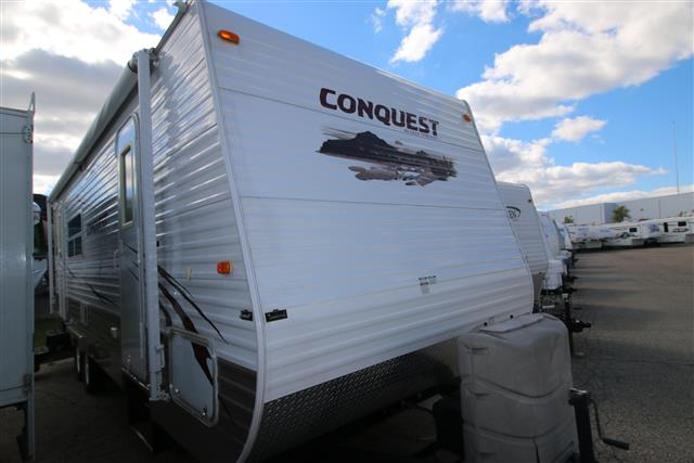 Used 2011 Gulfstream Conquest 24RK Travel Trailer For Sale