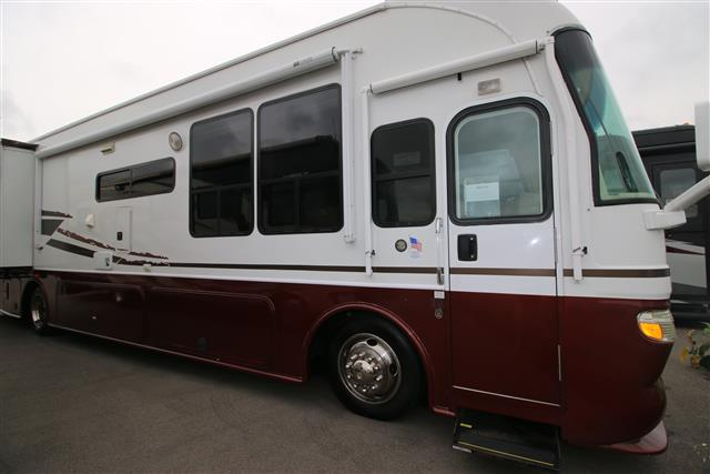 Used 2006 Alfa Founder 40FD Class A - Diesel For Sale