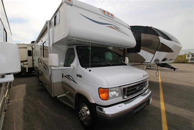 Buy a Used Winnebago Outlook in Madison, WI.
