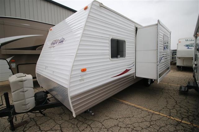 Used 2011 Gulfstream Ameri-lite 24BH LE Travel Trailer For Sale