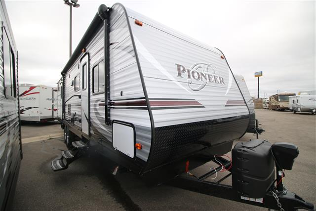New 2016 Heartland Pioneer DS310 Travel Trailer For Sale