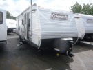 New 2014 Coleman Coleman CTU310QB Travel Trailer For Sale