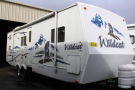 Used 2006 Forest River Wildcat 29BHS Travel Trailer For Sale