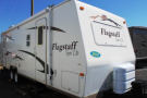 Used 2007 Flagstaff Flagstaff 26RLS Travel Trailer For Sale