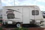 Used 2013 Coleman Coleman 15BH Travel Trailer For Sale