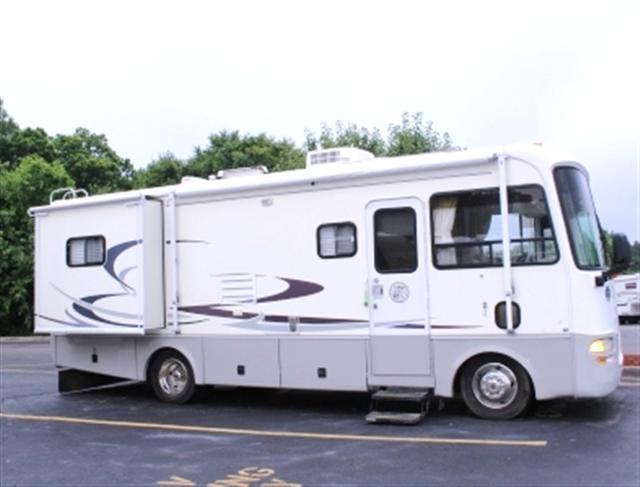Used 2002 Allegro Tiffin
