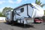 Used 2014 Heartland TORQUE 325 Fifth Wheel Toyhauler For Sale
