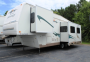 Used 2005 Fleetwood Wilderness 305 RLS Fifth Wheel For Sale