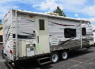 Used 2007 Forest River Cherokee 25W Travel Trailer For Sale
