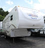 Used 2006 Keystone Copper Canyon 292FWRLS Fifth Wheel For Sale