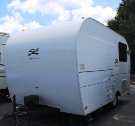 Used 2009 Shasta AIRFLYTE AIRFLYTE-12 Travel Trailer For Sale