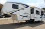 Used 2007 Gulfstream Mako 30FBHS Fifth Wheel For Sale