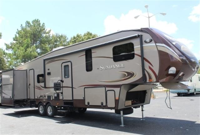 New 2015 heartland sundance 3400qb fifth wheel for sale camping