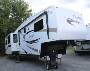 Used 2011 Carriage Cameo 37KS3 Fifth Wheel For Sale